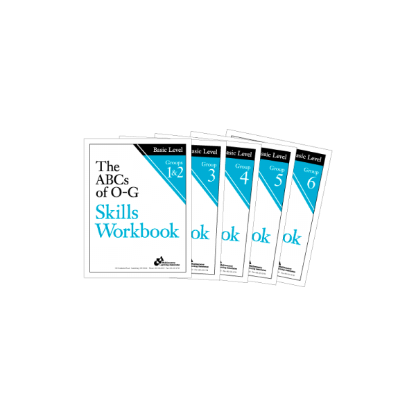 Skills Workbook Basic Set