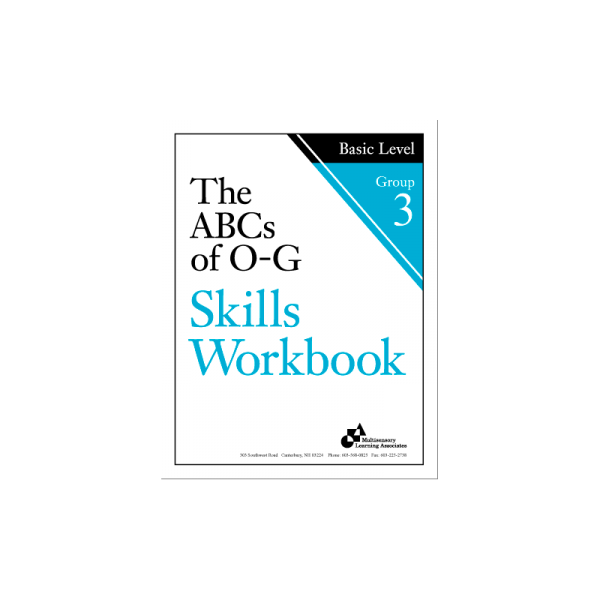 Skills Workbook Basic Group 3