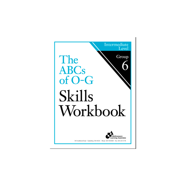 Skills Workbook Intermediate Group 6