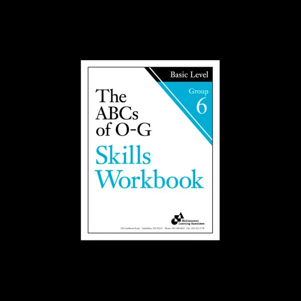 Skills Workbook Basic Group 6